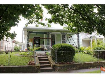 Photo one of 418 N Randolph St Indianapolis IN 46201 | MLS 21797676