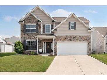 Photo one of 5753 Bluff View Ln Whitestown IN 46075 | MLS 21797739