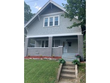 Photo one of 910 E 42Nd St Indianapolis IN 46205 | MLS 21797759