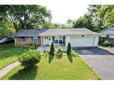 Photo one of 4031 Steinmetz Dr Indianapolis IN 46254 | MLS 21797993