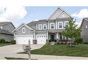 Photo one of 7737 Tanager Ct Zionsville IN 46077   MLS 21798216