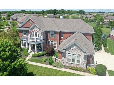 Photo one of 5148 Pebblepointe Pass Zionsville IN 46077 | MLS 21798288