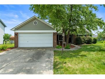 Photo one of 1523 Warren Lake Ct Indianapolis IN 46229   MLS 21798348