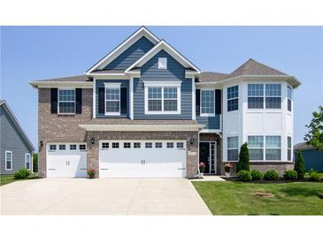 Photo one of 9917 Gallop Ln Fishers IN 46040 | MLS 21798370