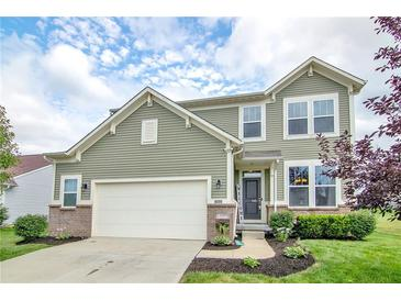 Photo one of 10452 Hunters Crossing Blvd Indianapolis IN 46239   MLS 21798376