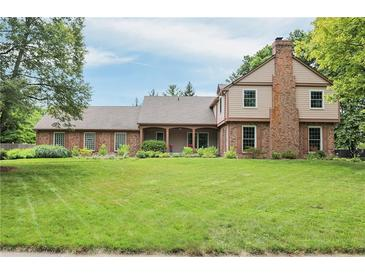 Photo one of 8836 Kirkham Rd Indianapolis IN 46260 | MLS 21798379