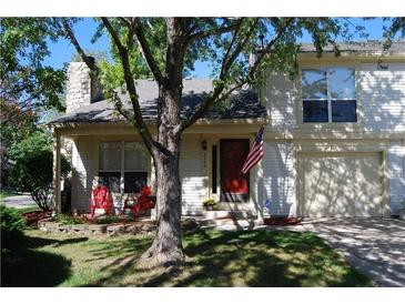 Photo one of 2549 Fox Valley Pl Indianapolis IN 46268   MLS 21798389