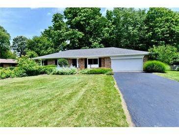 Photo one of 8915 Holliday Dr Indianapolis IN 46260   MLS 21798405