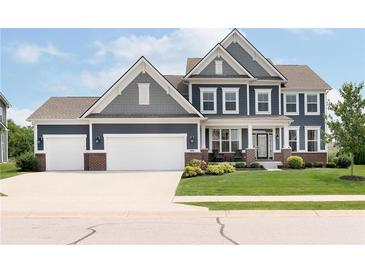 Photo one of 2481 Stonehaven Dr Avon IN 46123   MLS 21798406