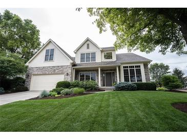 Photo one of 13557 Kelsey Ln Fishers IN 46038 | MLS 21798503