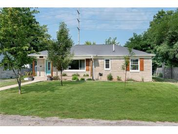 Photo one of 5350 Crestview Ave Indianapolis IN 46220 | MLS 21798510