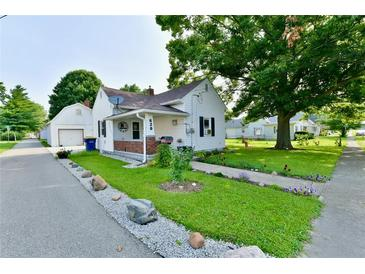 Photo one of 620 Brewer St Whiteland IN 46184   MLS 21798554