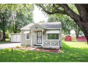 Photo one of 3012 Harlan St Indianapolis IN 46237   MLS 21798558