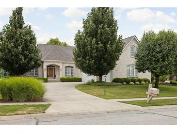 Photo one of 14547 Brookfield Dr Fishers IN 46040   MLS 21798573