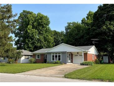 Photo one of 78 E Carlisle St Mooresville IN 46158 | MLS 21798605