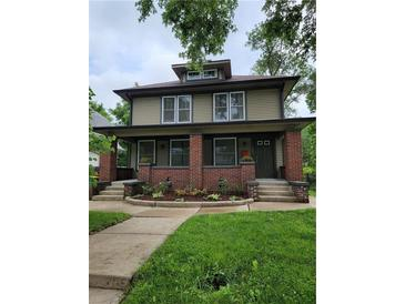 Photo one of 3029 N Ruckle St Indianapolis IN 46205 | MLS 21798652