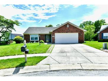 Photo one of 8274 Crosser Cir Indianapolis IN 46237   MLS 21798664