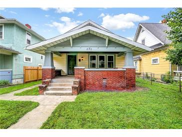 Photo one of 230 N Pershing Ave Indianapolis IN 46222   MLS 21798721