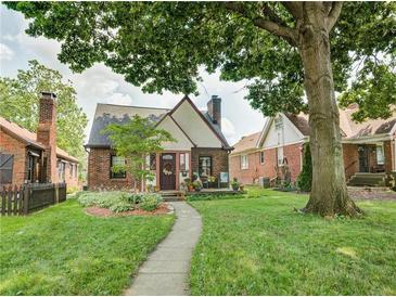Photo one of 971 N Layman Ave Indianapolis IN 46219 | MLS 21798737