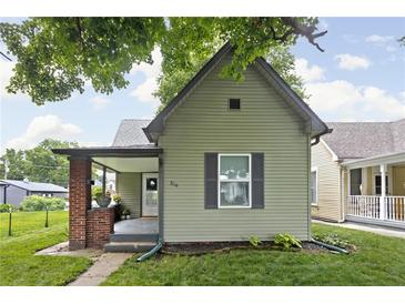 Photo one of 2114 Barth Ave Indianapolis IN 46203   MLS 21798754
