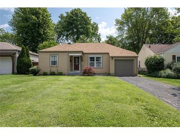 Photo one of 5735 Brouse Ave Indianapolis IN 46220 | MLS 21798766