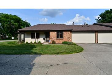 Photo one of 8443 Chapel Pines Dr # 86 Indianapolis IN 46234 | MLS 21798793