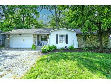 Photo one of 4238 Asbury St Indianapolis IN 46227   MLS 21798848