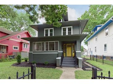 Photo one of 4024 N Park Ave Indianapolis IN 46205 | MLS 21798869