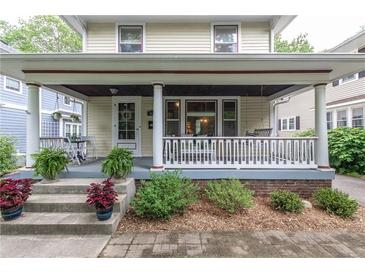 Photo one of 5629 Carrollton Ave Indianapolis IN 46220 | MLS 21798887