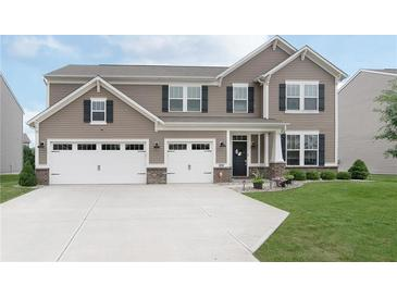 Photo one of 1527 Oakvista Dr Greenwood IN 46143   MLS 21798888