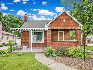 Photo one of 1101 N Emerson Ave Indianapolis IN 46219   MLS 21798896