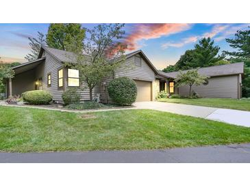 Photo one of 2306 Frisco Pl Indianapolis IN 46240 | MLS 21798921