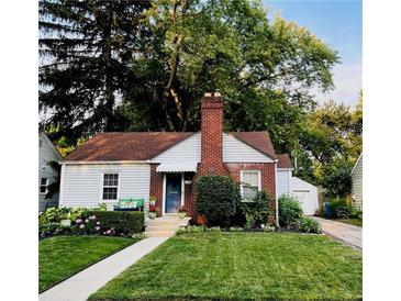 Photo one of 5379 Primrose Ave Indianapolis IN 46220   MLS 21798975