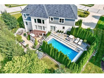 Photo one of 13643 Diving Hawk Fishers IN 46055   MLS 21798979