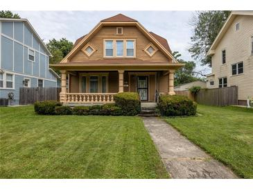 Photo one of 3851 Ruckle St Indianapolis IN 46205   MLS 21798985