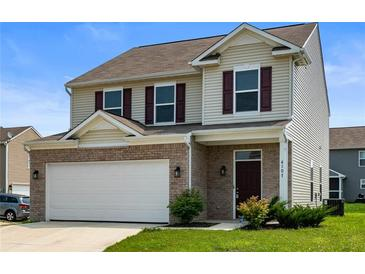 Photo one of 4107 Little Bighorn Dr Indianapolis IN 46236 | MLS 21798999