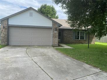 Photo one of 3911 Basque Ct Indianapolis IN 46228 | MLS 21799012