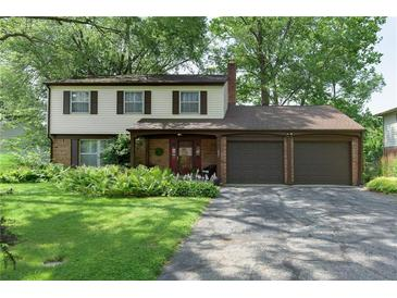Photo one of 1541 Nashua Ct Indianapolis IN 46260 | MLS 21799034