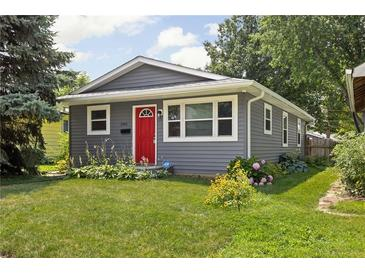 Photo one of 2142 S Ringgold Ave Indianapolis IN 46203 | MLS 21799059