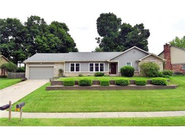 Photo one of 1171 Creekside Ln Plainfield IN 46168   MLS 21799064