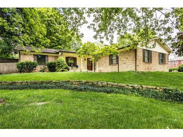Photo one of 7314 N Riley Ct Indianapolis IN 46250   MLS 21799122