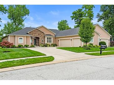Photo one of 1780 Pine Meadow Dr Indianapolis IN 46234 | MLS 21799139
