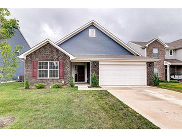 Photo one of 10827 Hunter Lake Ln Indianapolis IN 46239 | MLS 21799141