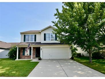 Photo one of 9688 Trail Dr Avon IN 46123 | MLS 21799144