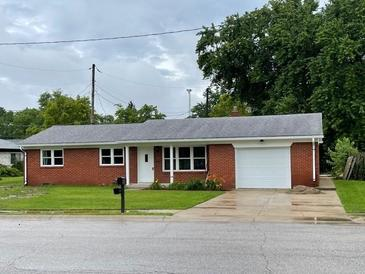 Photo one of 155 Polk Ave Greenfield IN 46140   MLS 21799159