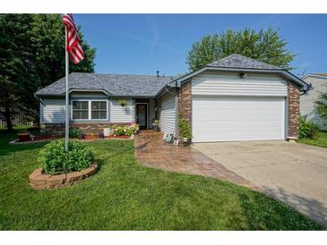 Photo one of 8558 Castle Farms Rd Indianapolis IN 46256 | MLS 21799160