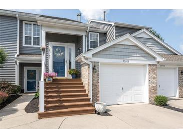 Photo one of 20762 Waterscape Way Noblesville IN 46062   MLS 21799217