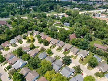 Photo one of 9841 River Oak N Ln # N Fishers IN 46038   MLS 21799244