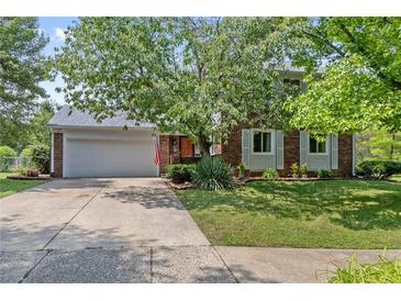 Photo one of 1120 Selkirk Ln Indianapolis IN 46260 | MLS 21799260