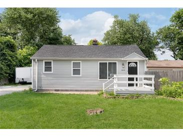 Photo one of 4614 E Terrace St Indianapolis IN 46203 | MLS 21799285